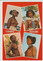 2028-840  Nu Af Noire Ethiopie     La Vente Sera Retirée Le 26-07 - Afrique Du Sud, Est, Ouest