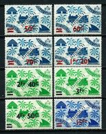 Somalia (Francesa) Nº 254/61 Nuevo** - French Somali Coast (1894-1967)