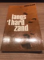 Langs 't Hard Zand Omer Vilain 1973 - Oostende