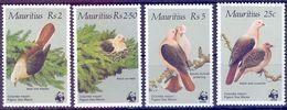 Mauritius 1986, WWF. MNH. - Maurice (1968-...)