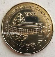 Monnaie De Paris 04.Quinson - Musée De Préhistoire 2001 - Monnaie De Paris