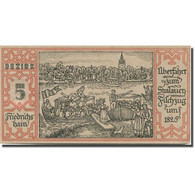 Billet, Allemagne, Berlin, 50 Pfennig, Fleuve, 1921, 1921-09-09, SPL, Mehl:92.1 - Duitsland