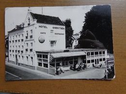 """Nederland / Bonds Hotel - Café - Restaurant """"Garritsen"""" Te Valkeburg-Houthem --> Beschreven - Valkenburg"""