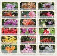 """Cookinseln - Mi.Nr. 1618 / 1635 - """"Pflanzen"""" ** / MNH (aus Dem Jahr 2010) - Cook Islands"""