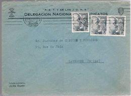 España, 1951, Para Lausanne - 1931-Oggi: 2. Rep. - ... Juan Carlos I