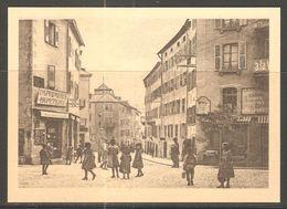 Carte P ( Vue Ancienne Du Valais ) - VS Valais