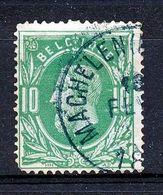 """Nr 30 - Cachet  """"MACHELEN (FLANDRE)"""" - Ronde Hoek/coin Arrondi - (ref. ST-1354) - 1869-1883 Léopold II"""