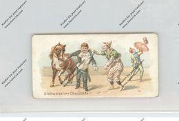 CIRCUS / ZIRCUS, Stollwerck - Sammelbild, Clowns Und Pferd - Zirkus