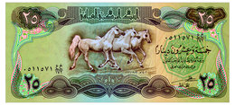 IRAQ 25 DINARS 1982 Pick 72 Unc - Iraq