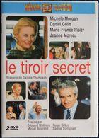 Le Tiroir Secret - Édouard Molinaro - Michèle Morgan / Daniel Gélin / Jeanne Moreau - Série TV - 6 épisodes / 2 DVD . - Drama