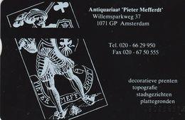 """Netherlands - Antiquariaat """"Pieter Mefferdt"""" - RCZ331 - Pays-Bas"""