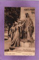 88 SAINT DIE Partie Sud Du Monument Aux Morts L'Amérique Amenant Ses Enfants En Aide à La Ville De Saint Dié - Saint Die