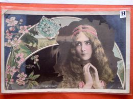 CPA. Femme. Artiste.Cléo De Mérode.  Reutlinger.   (Q.147) - Künstler