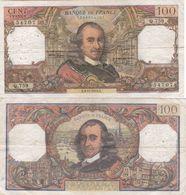 Billet Corneille De 100 Fr De 1973 N° 54707 - 1962-1997 ''Francs''