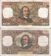 Billet Corneille De 100 Fr De 1973 N° 41798 - 1962-1997 ''Francs''