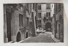 CPSM GENEVE (Suisse-Genève) - Rue Du Soleil Levant - GE Genève