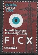 SPAIN, 2019,  MNH, CINEMA, GIJÓN INTERNATIONAL CINEMA FESTIVAL,1v - Cinema