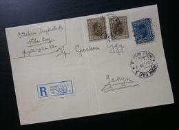 Yugoslavia 1930 Cover Sent From Novi Sad To Zemun Serbia B2 - Lettres & Documents