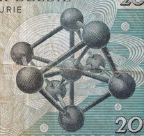 Belgische Franken 20 Francs Belges ATOMIUM Koning Boudewijn Roi Baudouin BELGIUM 1964 Banknote - [ 6] Trésorerie