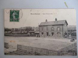 Beauchamps Gare D Incheville - Autres Communes
