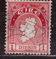 PIA - IRLANDA - 1922 :Uso Corrente - Carta Geografica  - (Yv  41) - 1922-37 Irish Free State