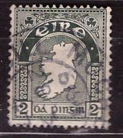 PIA - IRLANDA - 1922 :Uso Corrente - Carta Geografica  - (Yv  43) - 1922-37 Irish Free State