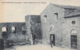 Montemerano (Grosseto) - Chiesa Medioevale Di S. Giorgio - Grosseto