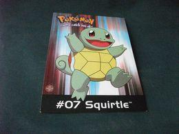 POKEMON 07 SQUIRTLE - TV-Serien