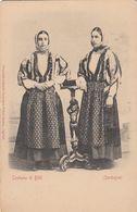 Sardegna - Costume Di Bitti - Italy