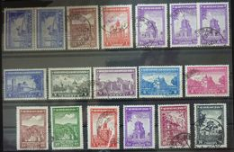 Serbia C1942 Germany WWII Postage Stamps - Mix B7 - Lettres & Documents