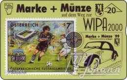"""TWK Österreich Privat: """"Marke+Münze Graz '99"""" Gebr. - Autriche"""