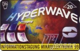 """TWK Österreich Privat: """"Mikroelektronik 2"""" Gebr. - Autriche"""