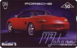 """TWK Österreich Privat: """"Porsche Boxster S"""" Gebr. - Autriche"""
