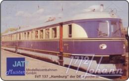 """TWK Österreich Privat: """"Jatt - SVT 137 Hamburger"""" Gebr. - Autriche"""