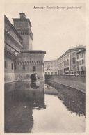 Ferrara - Castello Estense (particolare) - Ferrara