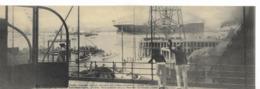 CONGO  Exposition De Gand 1913,Palais Colonial, Diorama  Lancement D S.S.Albertville à Hoboken Société Cockerill. - Congo - Kinshasa (ex Zaire)