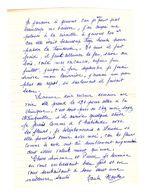 Lettre Manuscrite 1974 Simone Pierre Toret Villaz Corse Pyrenees Morangis Enveloppes Marianne Timbre Pringy - Manuscrits