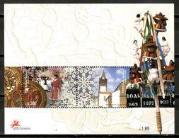 Madeira 2005 Portugal / Tourism Folk Culture MNH Turismo Cultura Folklore / Ku02  34-25 - 1910-... République