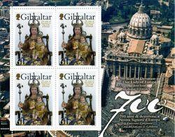 2009 GIBILTERRA BF 97 MNH ** Congiunta Vaticano - Gibraltar