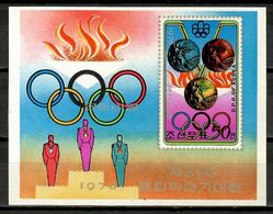 Korea North 1976 Corea / Olympic Games Montreal Medal Winners MNH Juegos Olímpicos Olympische Spiele / Cu17126  29-25 - Verano 1976: Montréal