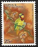 Papua New Guinea - MNH 1967 :     Edwards's Fig Parrot   - Psittaculirostris Edwardsii - Pappagalli & Tropicali