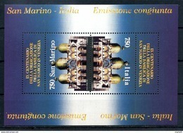 1994 SAN MARINO BF39 MNH ** - Blocs-feuillets
