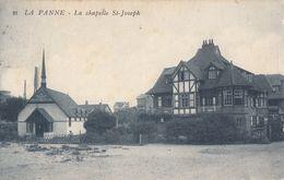 La Panne -  La Chapelle St. Joseph - De Panne