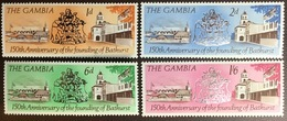 Gambia 1966 Bathurst Anniversary MNH - Gambia (1965-...)