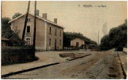 33 PESSAC - La Gare - Pessac