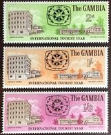 Gambia 1967 Tourist Year MNH - Gambia (1965-...)