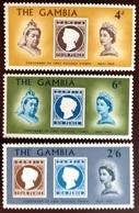 Gambia 1969 Stamp Centenary MNH - Gambia (1965-...)