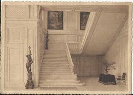 Ath - Château De Moulbaix - Le Hall Et L'Escalier - Ath