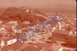 SET OF 4 SLIDES PHOTOS 35mm DIAPOSITIVE 60s SAO PAULO BRAZIL BRASIL A1-4 - Diapositive