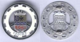 Insigne Du 120e Régiment Du Train - Armée De Terre